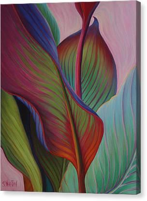Encore Canvas Print by Sandi Whetzel