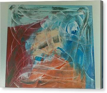 Encruzilhada Canvas Print by Mario Cruz