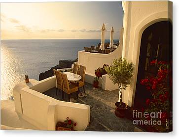 End Of Summer Canvas Print by Aiolos Greek Collections