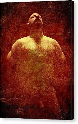 Enlightenment 10 Canvas Print by Chris  Lopez