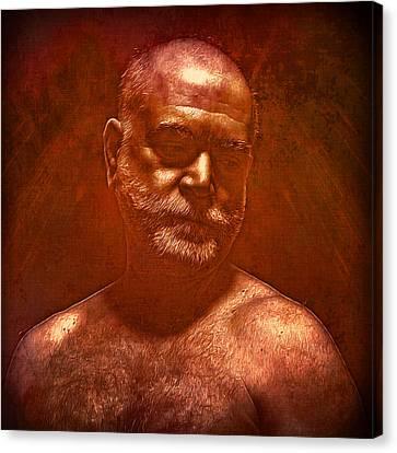Enlightenment 11 Canvas Print by Chris  Lopez