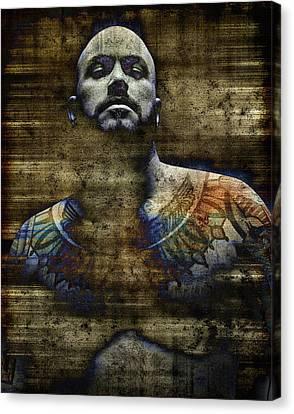 Enlightenment 4 Canvas Print by Chris  Lopez