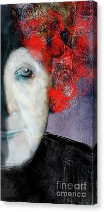 Entrusted Canvas Print by Ruth Clotworthy