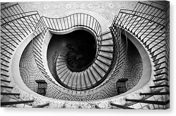 Escheresque Canvas Print by Alexis Birkill