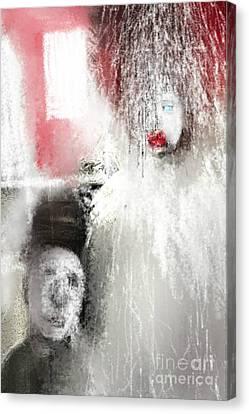 Espousal Canvas Print by Ruth Clotworthy