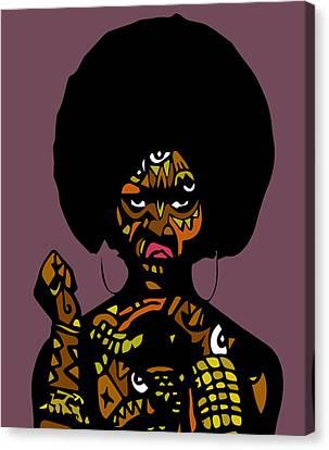 Essence  Canvas Print by Kamoni Khem