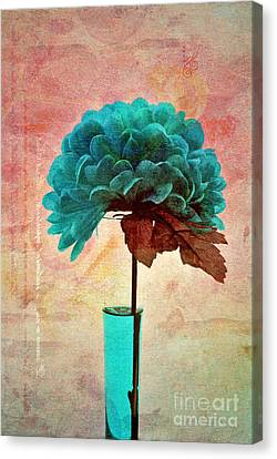 Estillo - S04b2t22 Canvas Print by Variance Collections