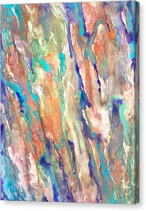 Eucalyptus Canvas Print by Rosie Brown