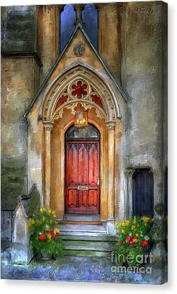 Evensong Canvas Print by Lois Bryan