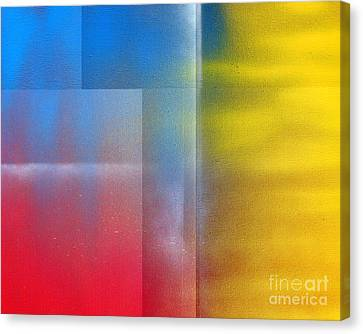 Every Breath You Take Canvas Print by Roz Abellera Art