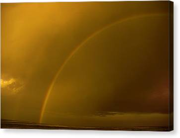 Everyone Needs A Rainbow Canvas Print by Jeff Swan