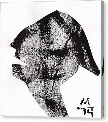 Execo No. 1  Canvas Print by Mark M  Mellon