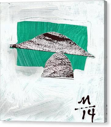 Execo No 10  Canvas Print by Mark M  Mellon