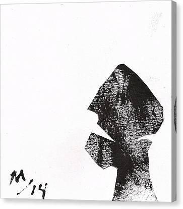 Execo No. 11  Canvas Print by Mark M  Mellon