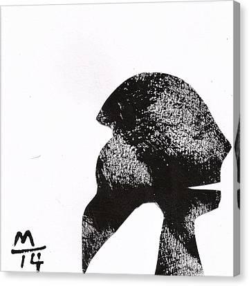 Execo No. 4  Canvas Print by Mark M  Mellon