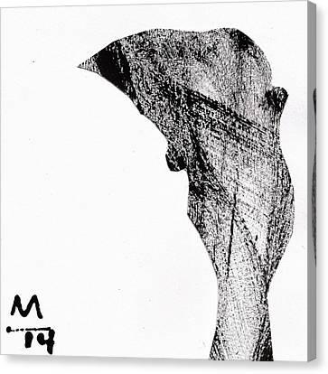 Execo No. 6 Canvas Print by Mark M  Mellon