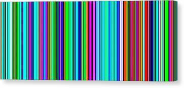 eXplode Canvas Print by Jordan Judd