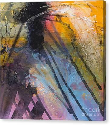 Expresion 1 Canvas Print by Ira Ivanova