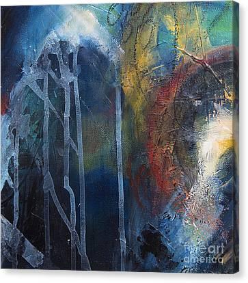 Expresion 3 Canvas Print by Ira Ivanova