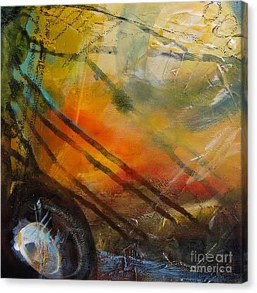 Expresion 4 Canvas Print by Ira Ivanova