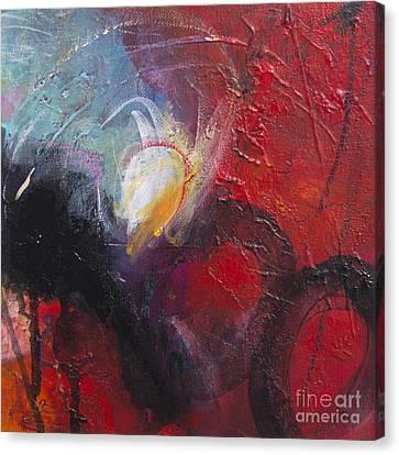 Expresion 5 Canvas Print by Ira Ivanova