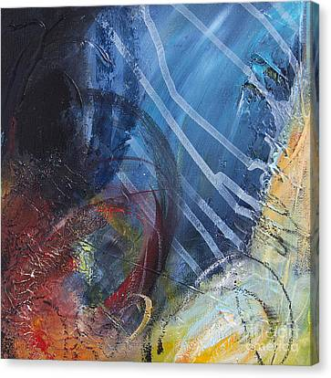 Expresion 6 Canvas Print by Ira Ivanova