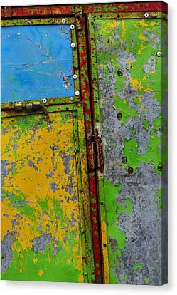 Extra Crispy Canvas Print by Skip Hunt