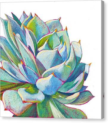 Eye Candy Canvas Print by Athena  Mantle