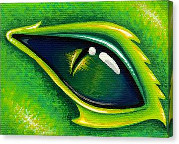 Eye Of Cepheus Canvas Print by Elaina  Wagner