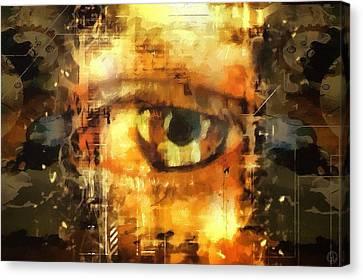 Eye See You Canvas Print by Gun Legler