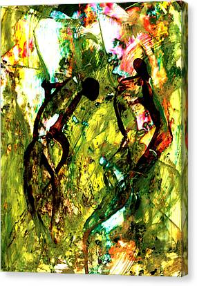 Fading Memories Canvas Print by Douglas G Gordon
