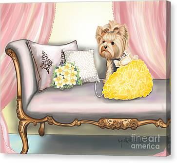 Fairytale  Canvas Print by Catia Cho