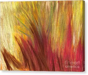Fall Prairie Grass By Jrr Canvas Print by First Star Art