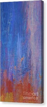 Falling Up Canvas Print by John Clark