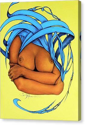 Fantasme Canvas Print by Guillaume Bruno