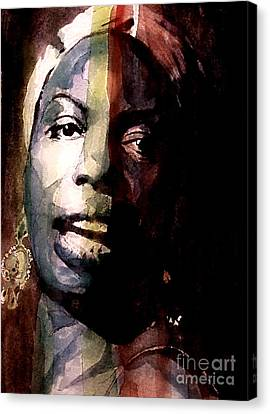 Felling Good  Canvas Print by Paul Lovering