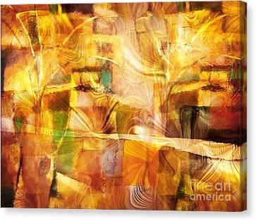 Festivo Canvas Print by Lutz Baar