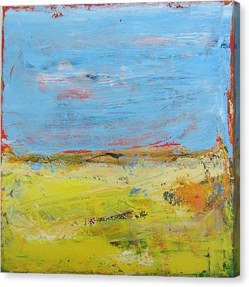Field Trip 2 Canvas Print by Francine Ethier