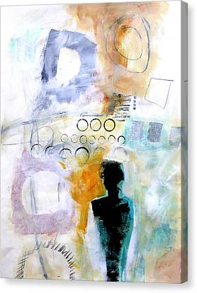 Figure 1 Canvas Print by Jane Davies