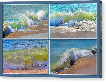 Find Your Inspiration Canvas Print by Betsy C Knapp