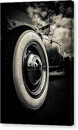 Firestone Ford Roadster Canvas Print by motography aka Phil Clark