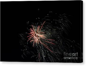 Fireworks 14 Canvas Print by Cassie Marie Photography