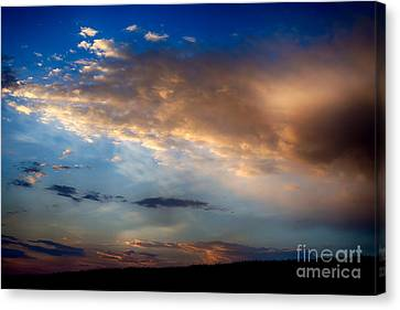 First Morning Light Canvas Print by Thomas R Fletcher