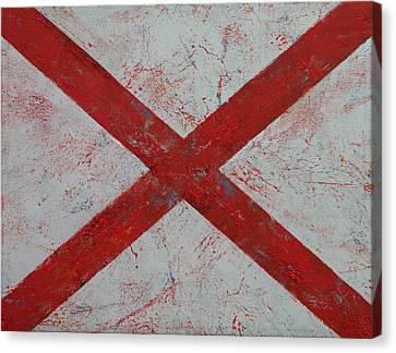 Alabama Canvas Print by Michael Creese