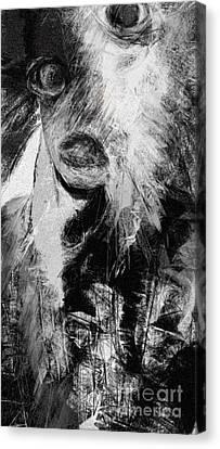 Flashback Canvas Print by Ruth Clotworthy