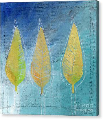 Floating Canvas Print by Linda Woods