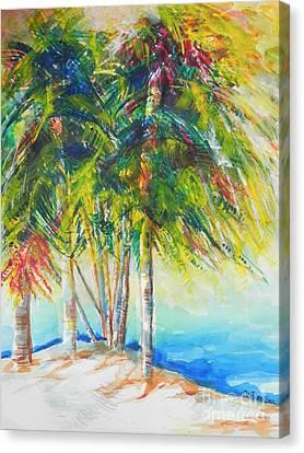 Florida Inspiration  Canvas Print by Chrisann Ellis