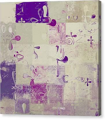 Florus Pokus A01d Canvas Print by Variance Collections