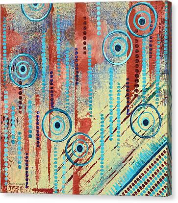 Fluent Canvas Print by Moon Stumpp