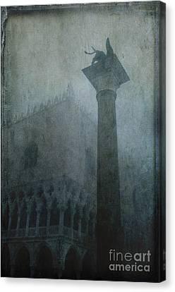 Foggy Morning Canvas Print by Marion Galt